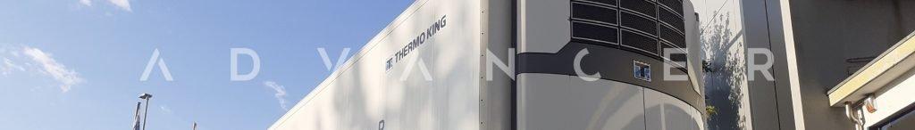 advancer unità frigo thermo king