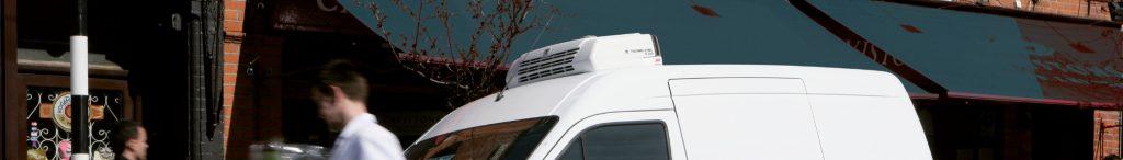 unità frigo per piccoli furgoni thermo king