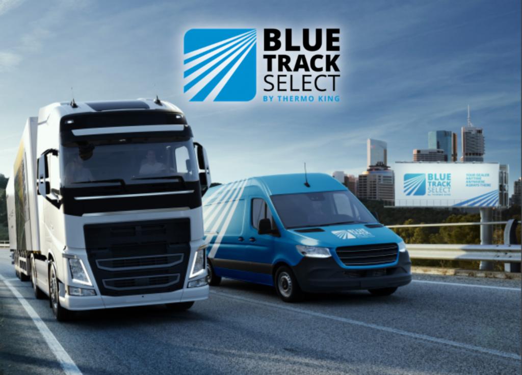 Blue Track Program, programma di assistenza orientato su monitoraggio e manutenzione del tuo parco veicoli