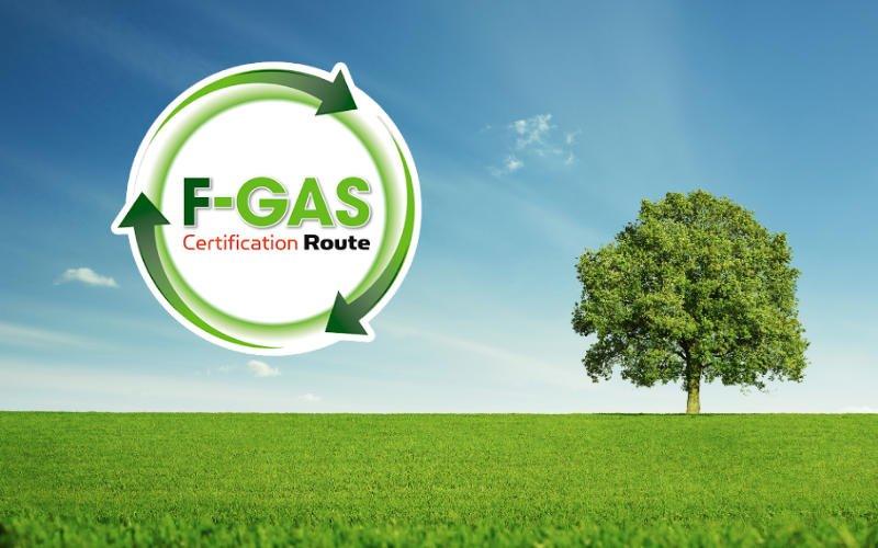 controllo f-gas