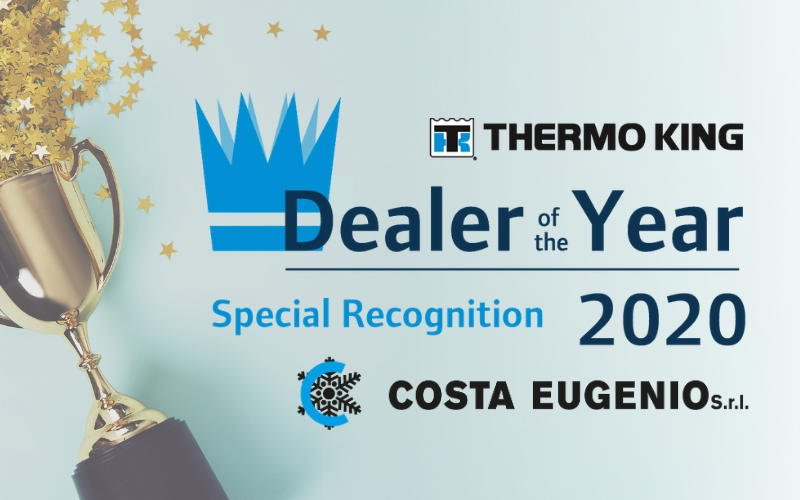 premio dealer of the year thermo king costa eugenio